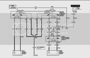 passanger power window switch diagram  Ford Mustang Forum
