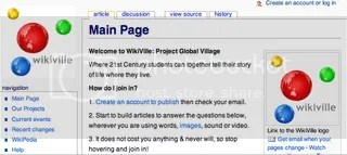 what does a wiki look like