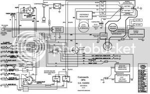 Negative earth wiring diagram | Norton Commando Motorcycle