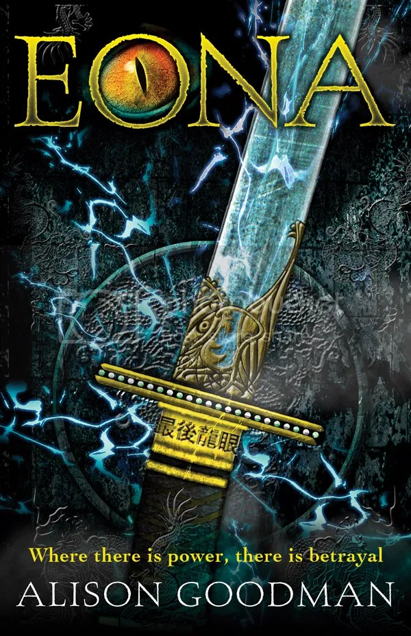 Eona by Alison Goodman Cover - Review