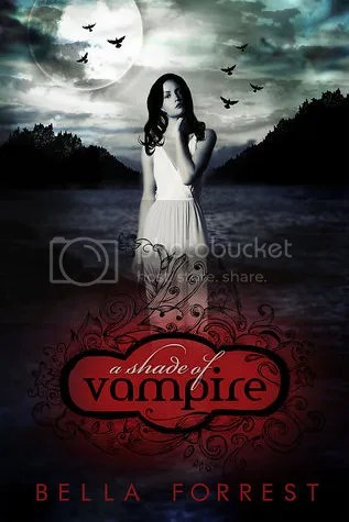 A Shade of Vampire by Bella Forrest Cover - Review