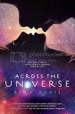 Across the Universe by Beth Revis - Miss Book Reviews