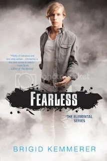 Fearless by Brigid Kemmerer Cover - Review