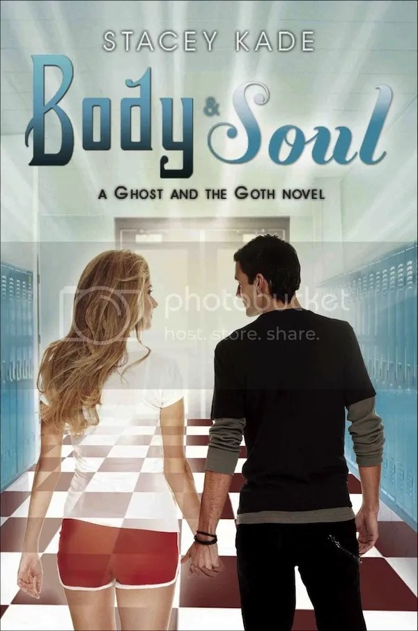 Body & Soul by Stacey Kade Cover - Review