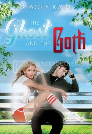 The Ghost and the Goth by Stacey Kade Cover - Review