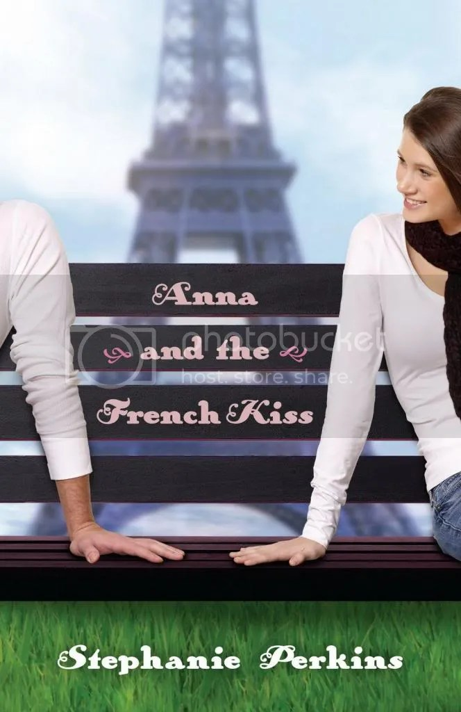 Anna and the French Kiss by Stephanie Perkins Cover - Review