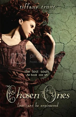 The Chosen Ones by Tiffany Truitt - Miss Book Reviews