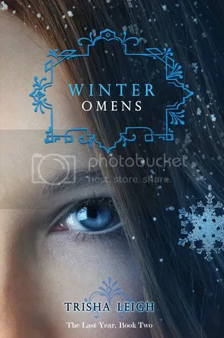 Winter Omens by Trisha Leigh Cover - Review