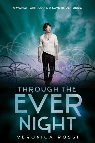 Through the Ever Night by Veronica Rossi Cover - Review