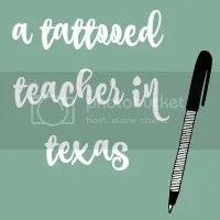 a tattooed teacher in texas