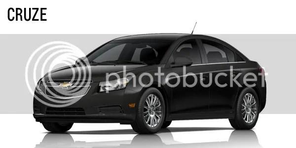 New Chevrolet Cruze at Jeff Gordon Chevrolet - Wilmington, NC - Small Sedan