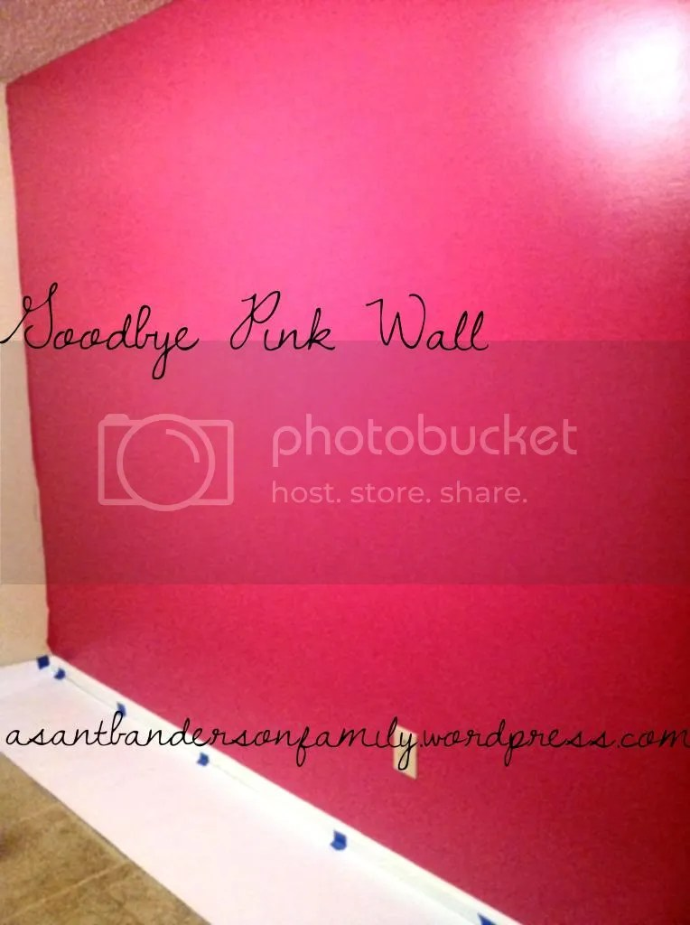 Good-bye Pink Wall