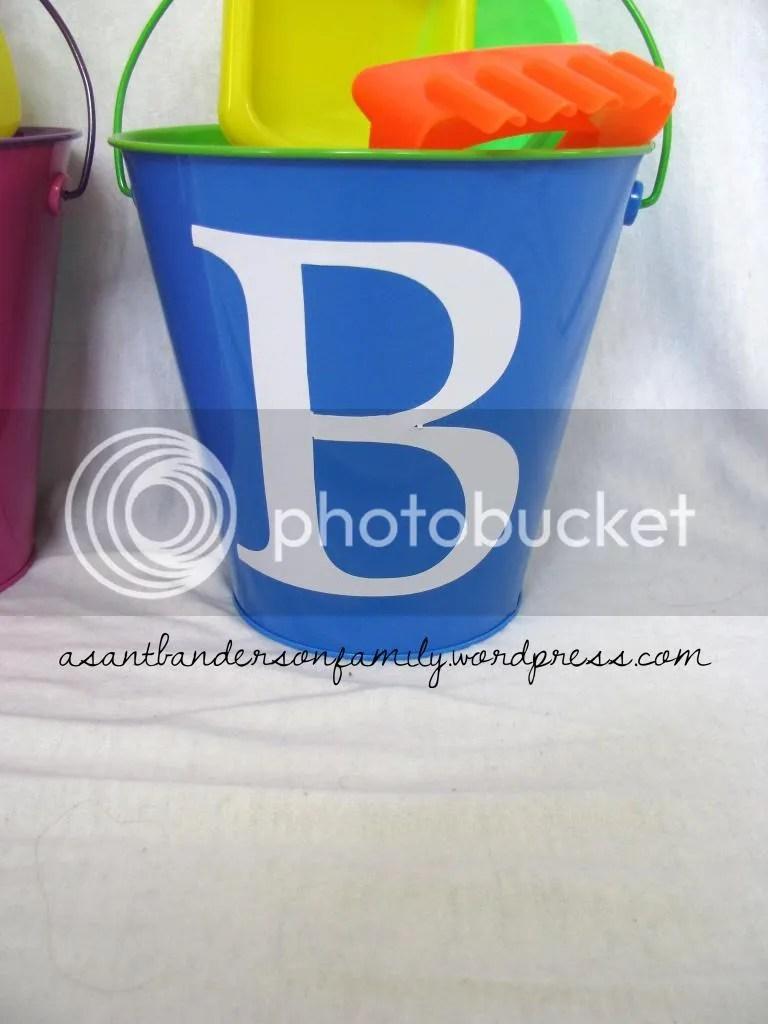 Bradley's Bucket