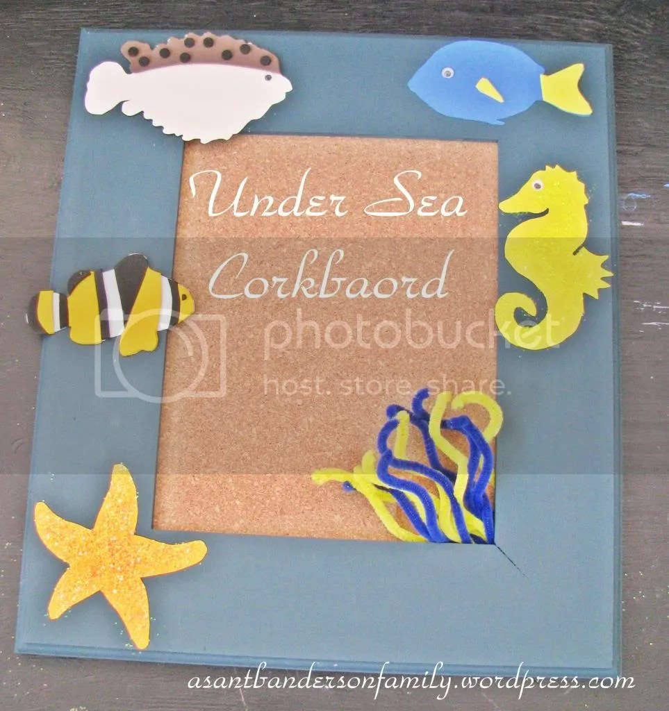 Under Sea Corkboard