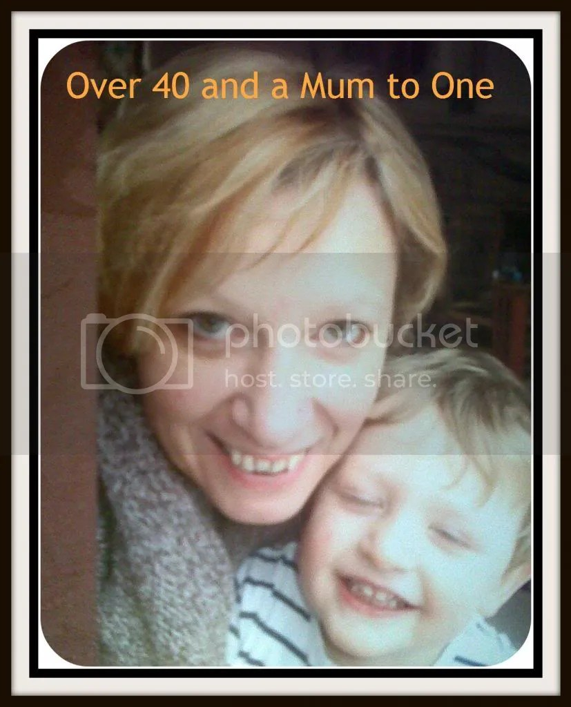 Over 40 and a Mum to One