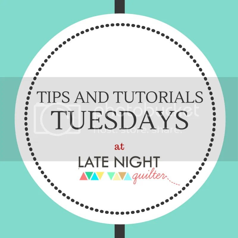 Tips and Tutorial Tuesday