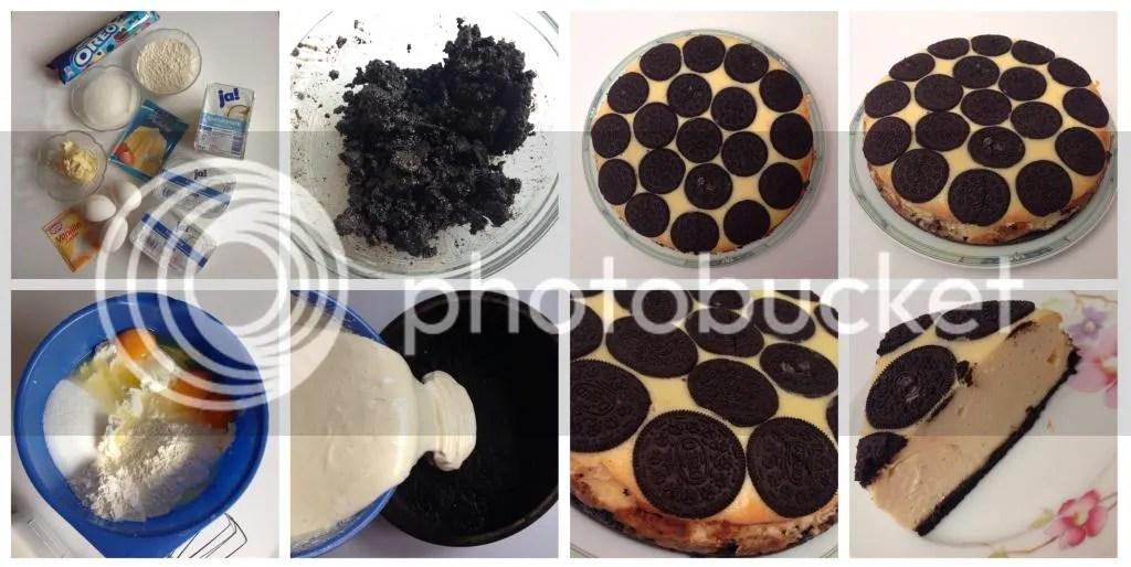Ich bin dann mal kurz in der Küche] – Oreo Cheesecake – Mary Jo Benz