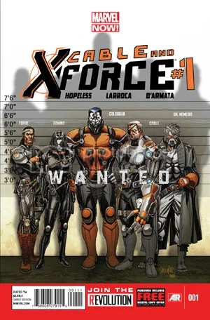 Cable and the X-Force