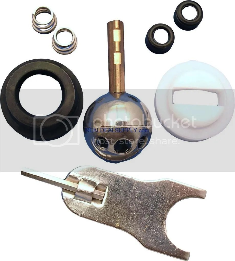 real deal supply delta style faucet repair kit 8 pc 455457