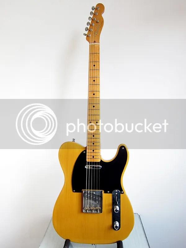 Fender Telecaster Japan TL52-75