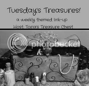 Toria's Treasure Chest