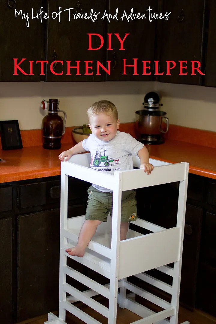 My Life Of Travels And Adventures Kitchen Helper