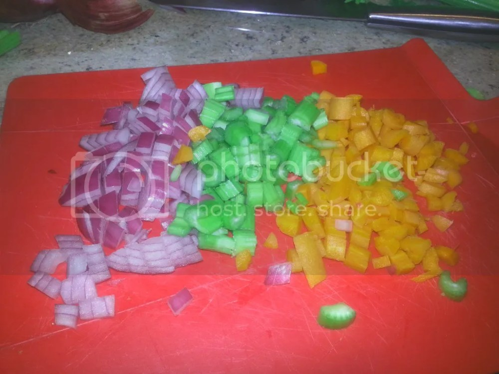 Wild Rice Pilaf Stuffed Acorn Squash (2/6)