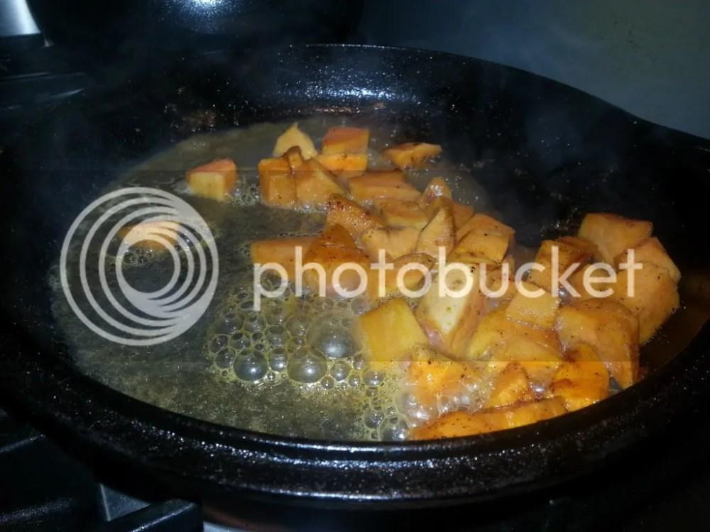 Fall/Winter Sweet Potato, Kale & Quinoa (4/5)