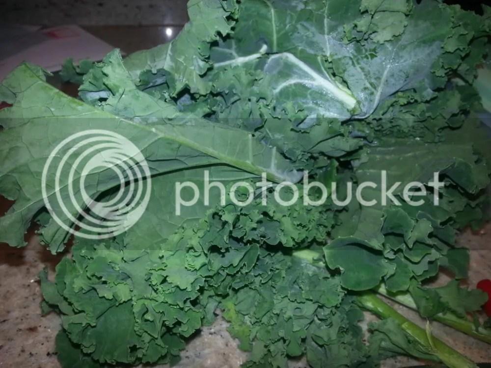 Fall/Winter Sweet Potato, Kale & Quinoa (1/5)
