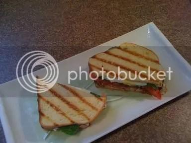 Homemade Fried Egg Sandwich