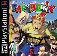 Paperboy for Playstation
