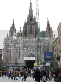 Catedral Basilica de Barcelona