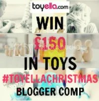 ToyellaBadgeComp zps7631f58f Calling all Bloggers: Have a #ToyellaChristmas and win £150 in Toys (CD: 25/10/2014)