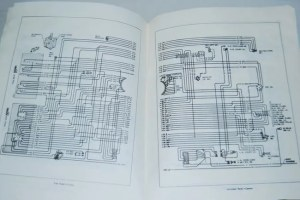 68 1968 Chevrolet Camaro Electrical Wiring Diagram Manual