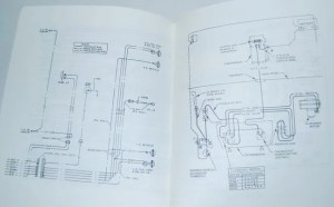 71 1971 Chevelle El Camino Electrical Wiring Diagram