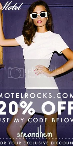 Motel Rocks Voucher Promo Code