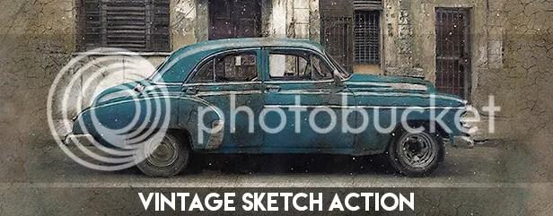 Pencil Sketch Photoshop Action - 11