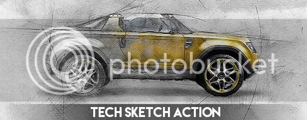 Pencil Sketch Photoshop Action - 21