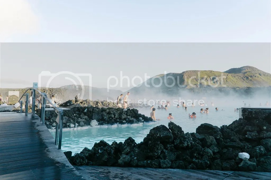 iceland ring road blue lagoon