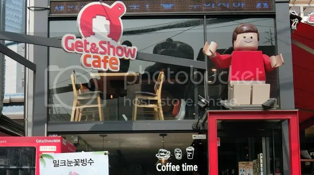 Image result for Get & Show cafe