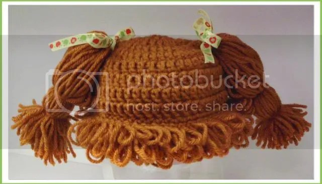 Crochet Pattern For Cabbage Patch Baby Hat : Cabbage Patch Hat Pattern Improved Grow Sew Happy