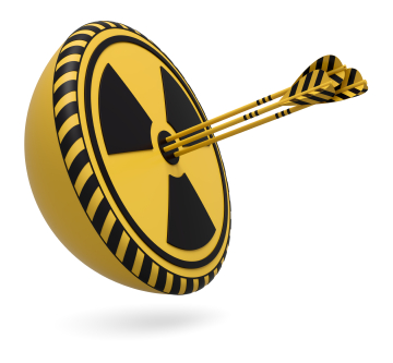 Target radioactive iodine