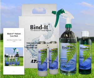 Reduce Second Hand Exposure with Bind-It