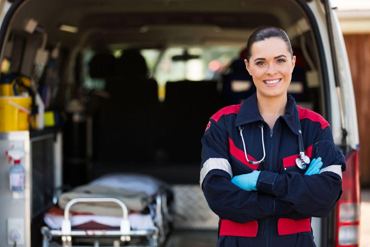 EMS Vehicle
