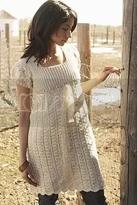 Crochet Me Babydoll dress