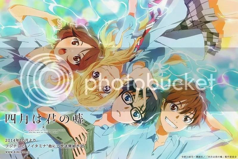 Fall 2014 Anime – What I'm Watching | Lotus Viridis