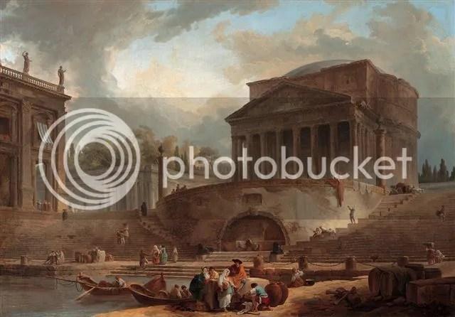 photo hubert-robert-capriccio-con-il-pantheon-davanti-al-porto-di-ripetta-1761tela-102-x-146-cm_zps4eec9788.jpg