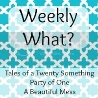 Weekly What?