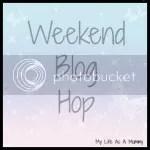 Weekend Blog Hop