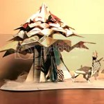 DIY Decorations from Recycled Magazines